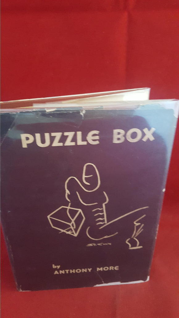 Anthony More - Puzzle Box, Trover Hall, 1946, First Edition, Limited