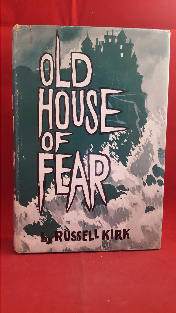 Russell Kirk - Old House Of Fear, Fleet, 1961, 1st Edition