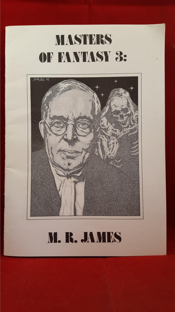M R James - Masters Of Fantasy 3, 1987