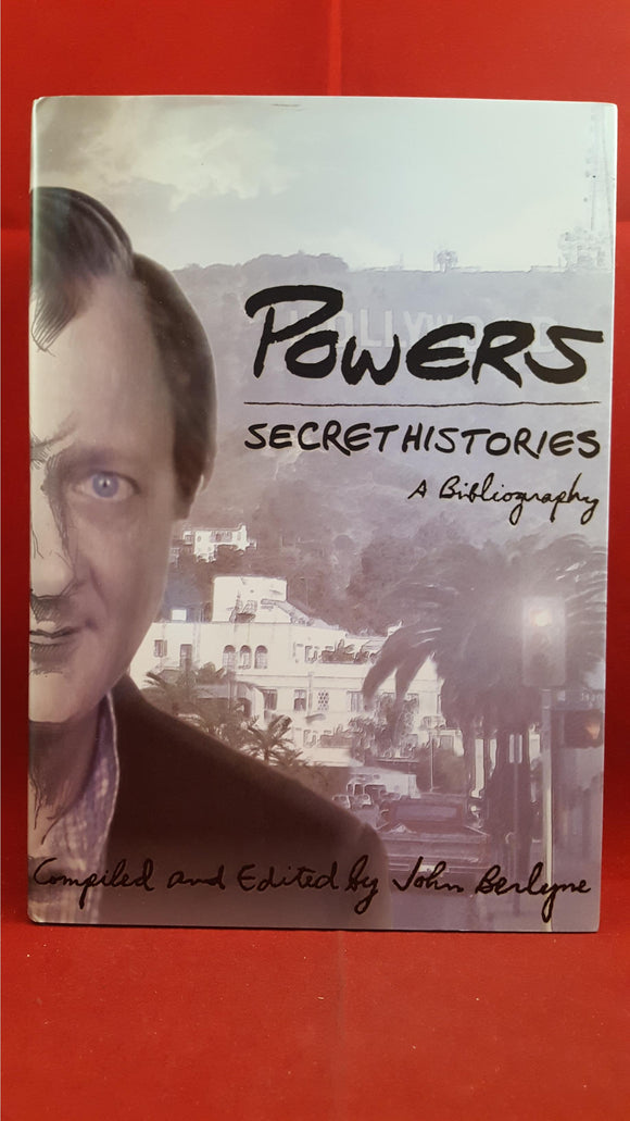 Tim Powers - Powers Secret Histories, PS, 2009, 1st, Limited, Signed