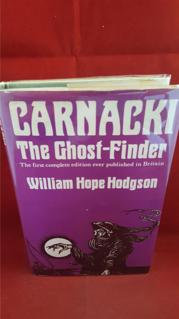 William Hope Hodgson - Carnacki The Ghost-Finder, Stacey, 1972