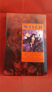 Byron Preiss - The Ultimate Witch, Preiss Book, 1993, 1st, Signed