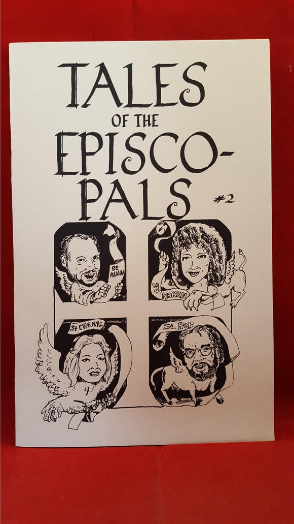 Tales Of The Episco-Pals No. 2, August 1989, Robert M Price, Cryptic Publications