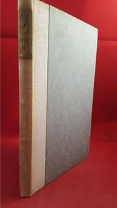 Walter de la Mare -The Veil & Other Poems, Constable, 1921, 1st, Limited, Signed
