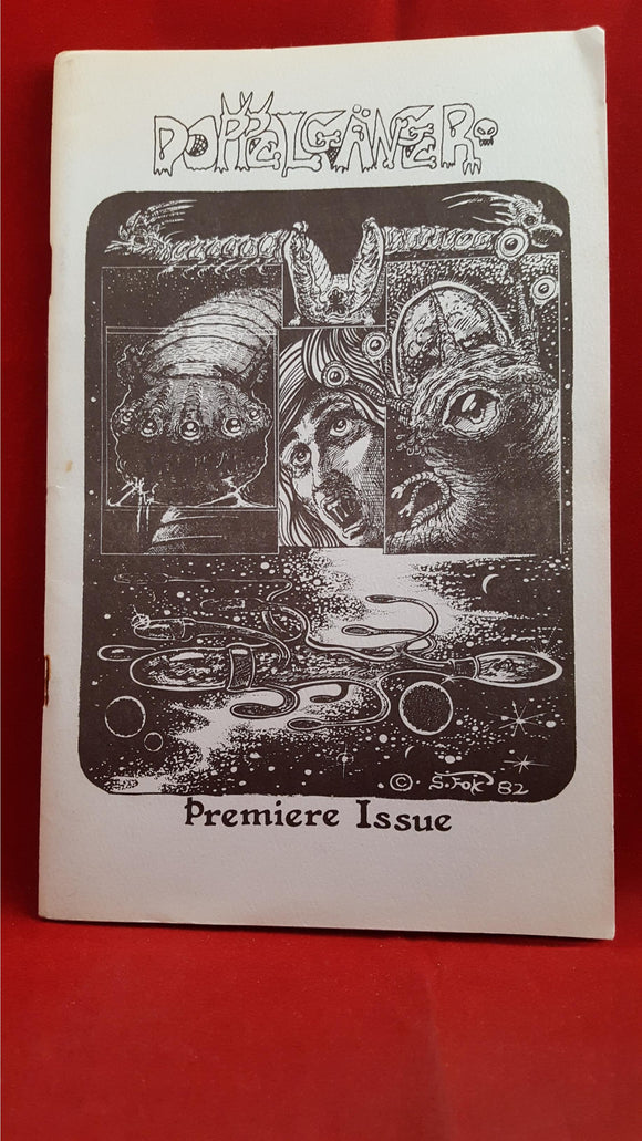 Doppelganger Number 1, September 1984, Premiere Issue