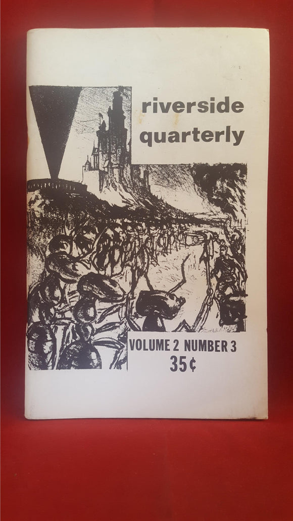 Leland Sapiro - Riverside Quarterly Volume 2, Number 3, November 1966