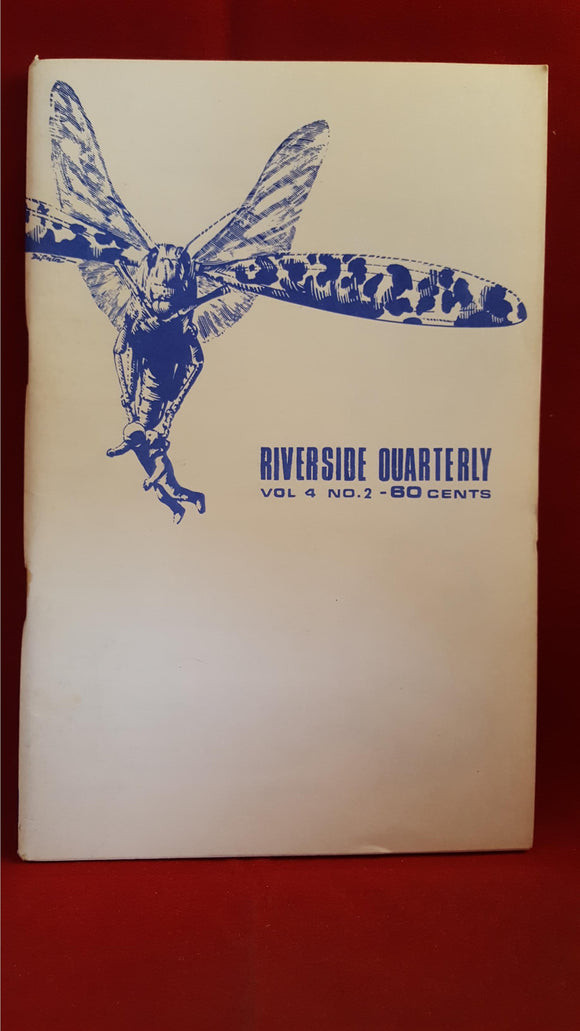 Leland Sapiro - Riverside Quarterly Volume 4, Number 2, January 1970