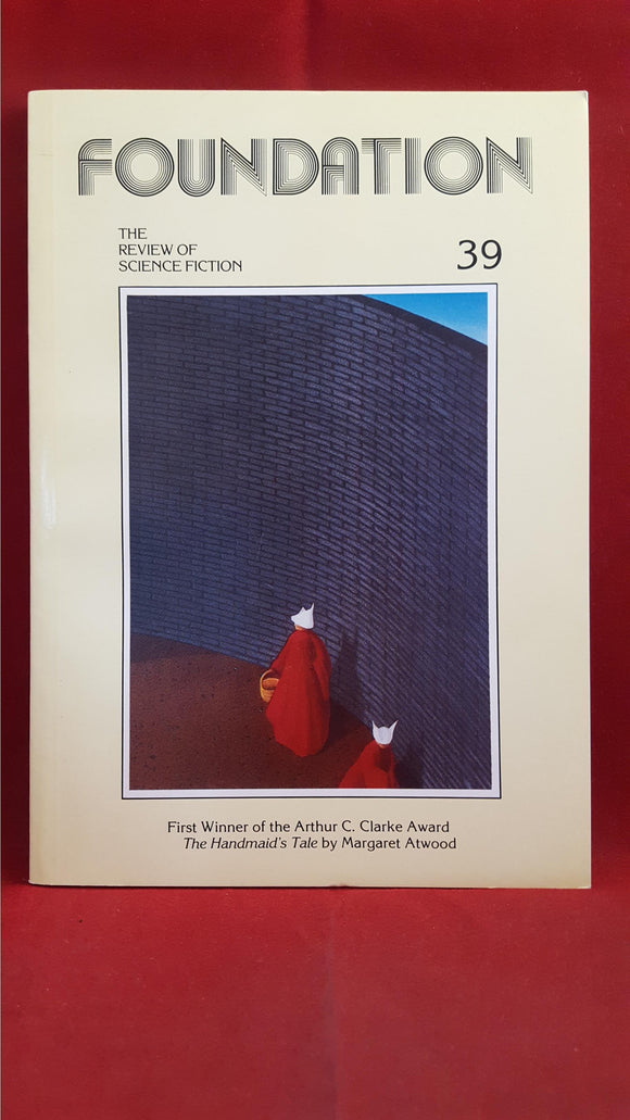 Edward James - Foundation-Review of Science Fiction 39, Spring 1987