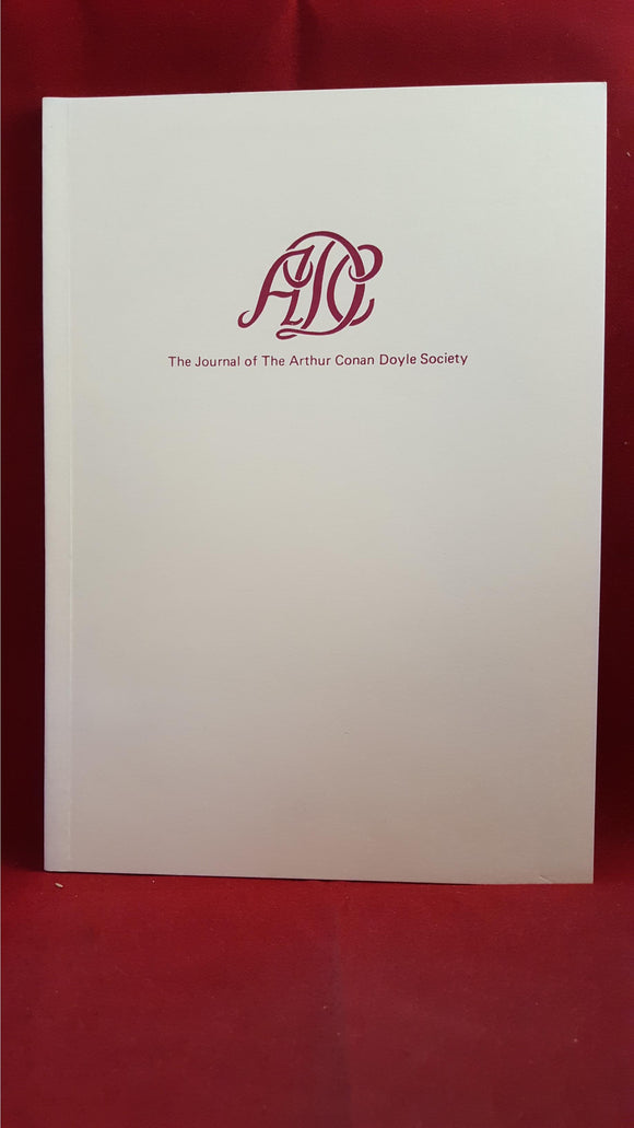Arthur Conan Doyle-The Journal of The ACD Society, Volume 1 Number 3, 1990, 1st