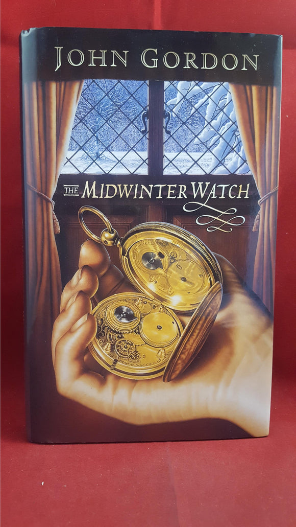 John Gordon - The Midwinter Watch, Walker Books, 1998, 1st, Letter