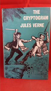 Jules Verne - Cryptogram, Arco, 1967, 1st Edition