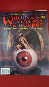 Worlds of Fantasy & Horror Winter 1996-7, Volume 1, Number 4, Terminus