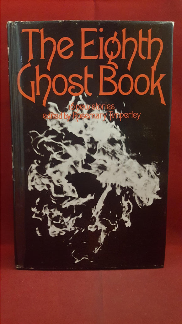 Rosemary Timperley - The Eighth Ghost Book, Barrie & Jenkins,  1972