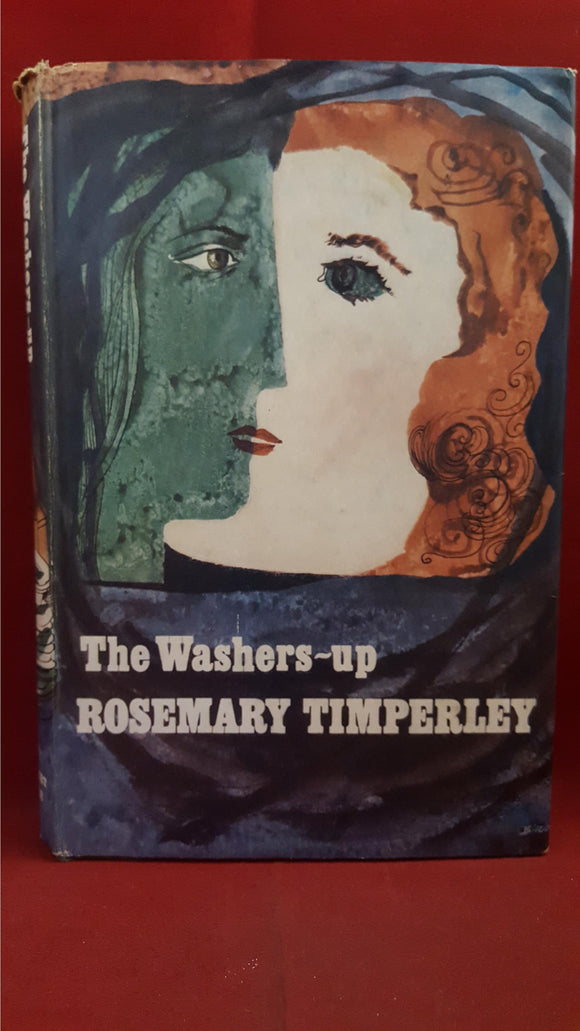 Rosemary Timperley - The Washers-up, Robert Hale, 1968