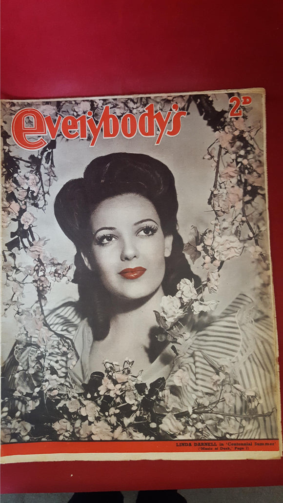 Everybody's October 12 1946, Everybody's Weekly