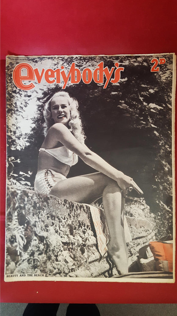 Everybody's August 16 1947, Everybody's Weekly