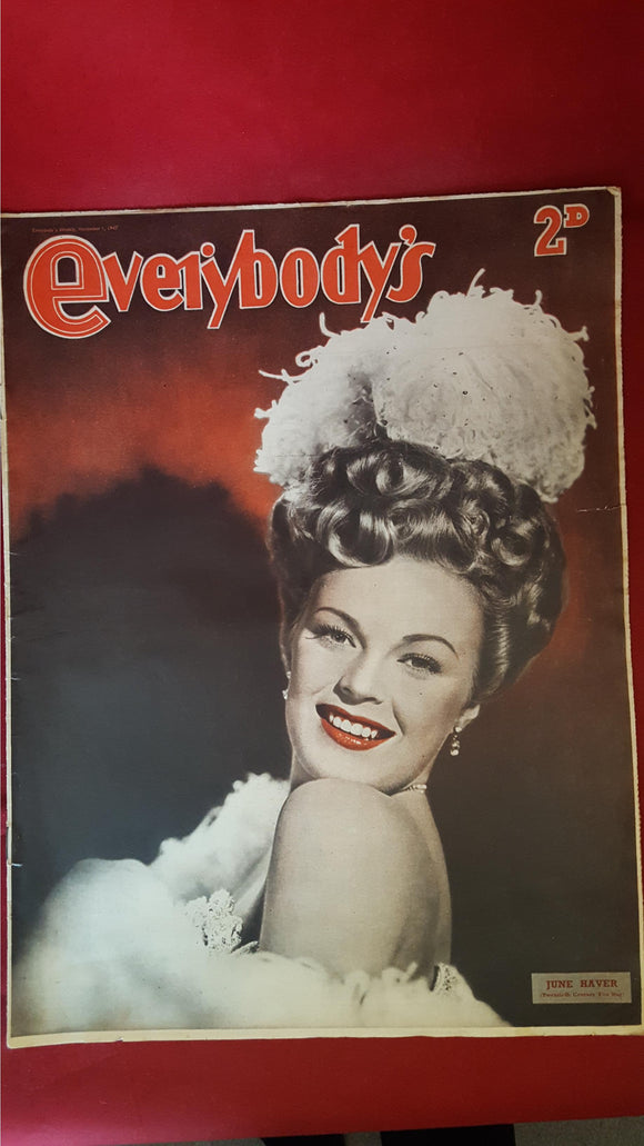 Everybody's November 1 1947, Everybody's Weekly