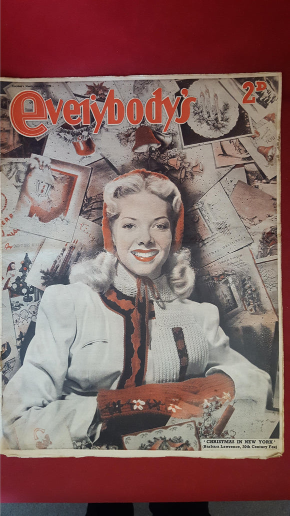 Everybody's January 3 1948, Everybody's Weekly