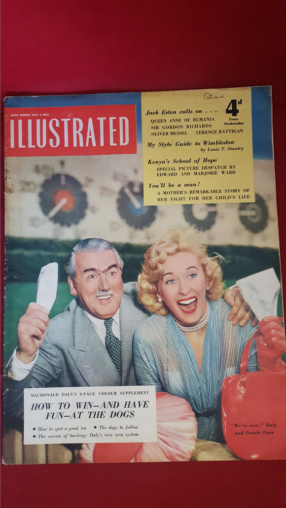 Illustrated Magazine - July 2 1955