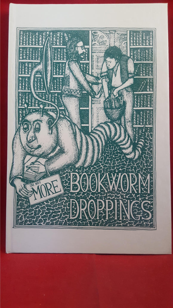 Shaun Tyas - More Book-worm Droppings, Paul Watkins, 1990, Limited, Signed
