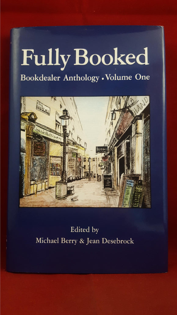 Michael Berry - Fully Booked, Rare Books and Berry, 2008, First Edition