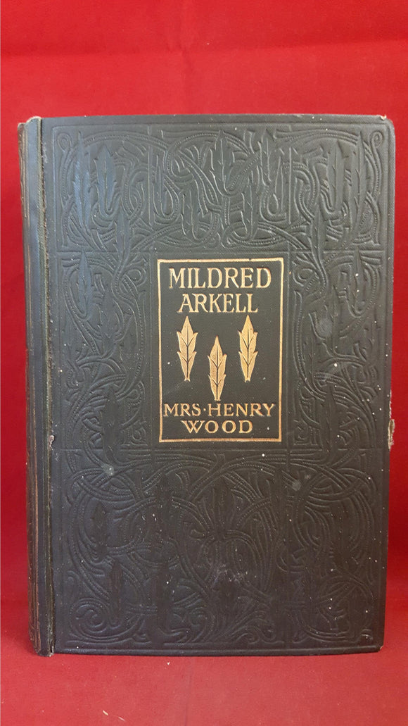 Mrs Henry Wood - Mildred Arkell, Ward, Lock & Co, 1910