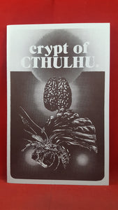 Crypt of Cthulhu  Volume 17 Number 1, Hallowmas 1997
