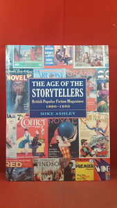 Mike Ashley - The Age Of The Storytellers, British Library, 2006, Review paper