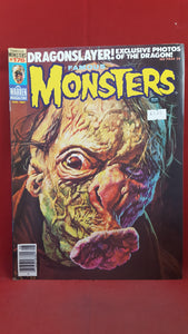 James Warren - Famous Monsters Issue Number 176, August 1981
