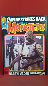 James Warren - Famous Monsters Issue Number 165, July 1980