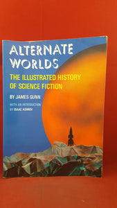 James Gunn - Alternate Worlds, A & W Visual Library, 1975, First Edition
