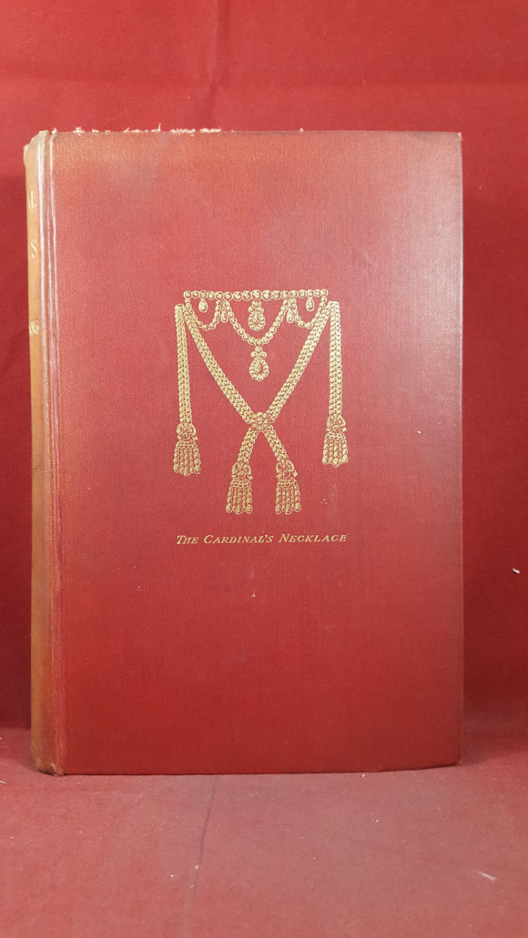Andrew Lang - Historical Mysteries, The Cardinal's Necklace, Smith, Elder & Co, 1904