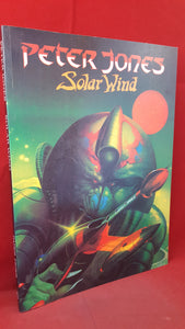 Peter Jones - Solar Wind, Paper Tiger, 1980