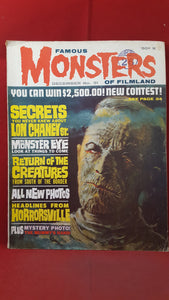 Famous Monsters Of Filmland  Number 31  December 1964