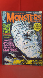 Famous Monsters Of Filmland  Number  36 December 1965