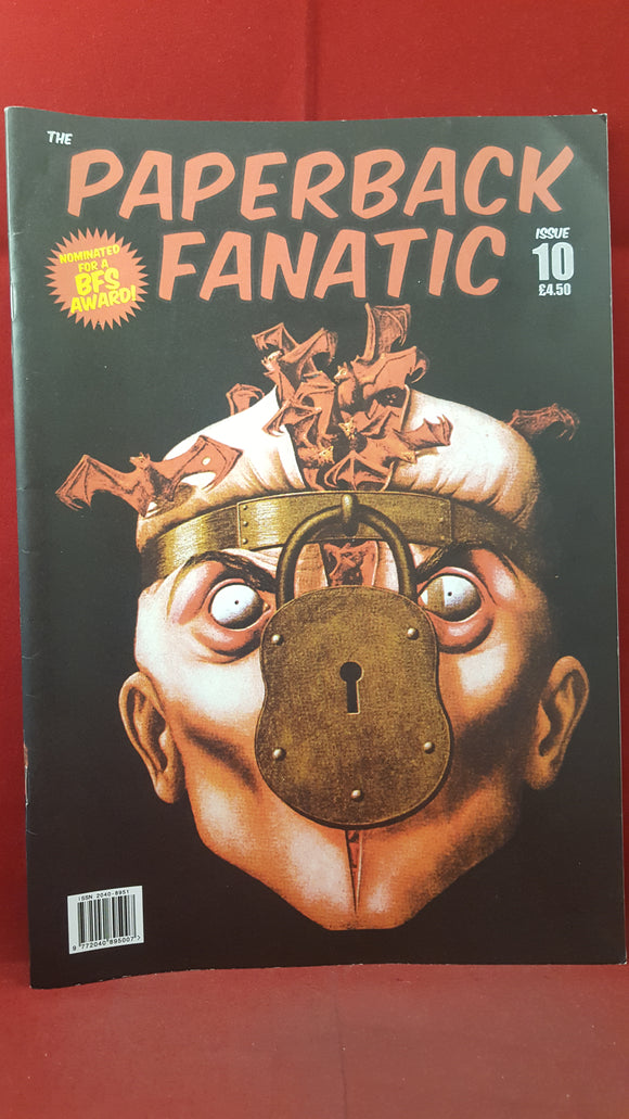 The Paperback Fanatic, Issue 10, June 2009