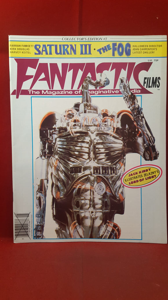 Fantastic Films Volume 3 Number 1 May 1980