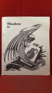 David A Sutton - Shadow Magazine Volume 2 Issue 15 December 1971