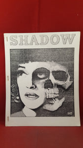 David A Sutton - Shadow Magazine Issue 6 April/May 1969