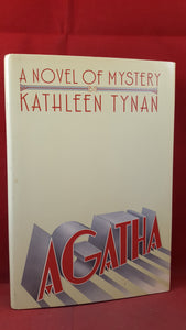 Kathleen Tynan - Agatha, Ballantine Books, 1978, First Edition