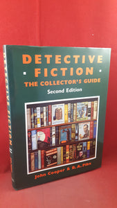John Cooper & B A Pike - Detective Fiction-The Collector's Guide, Scolar Press,1994