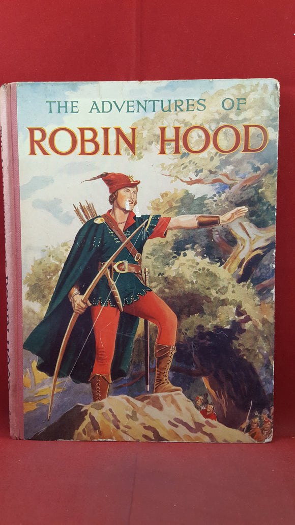The Adventures of Robin Hood, Ward, Lock & Co, no date