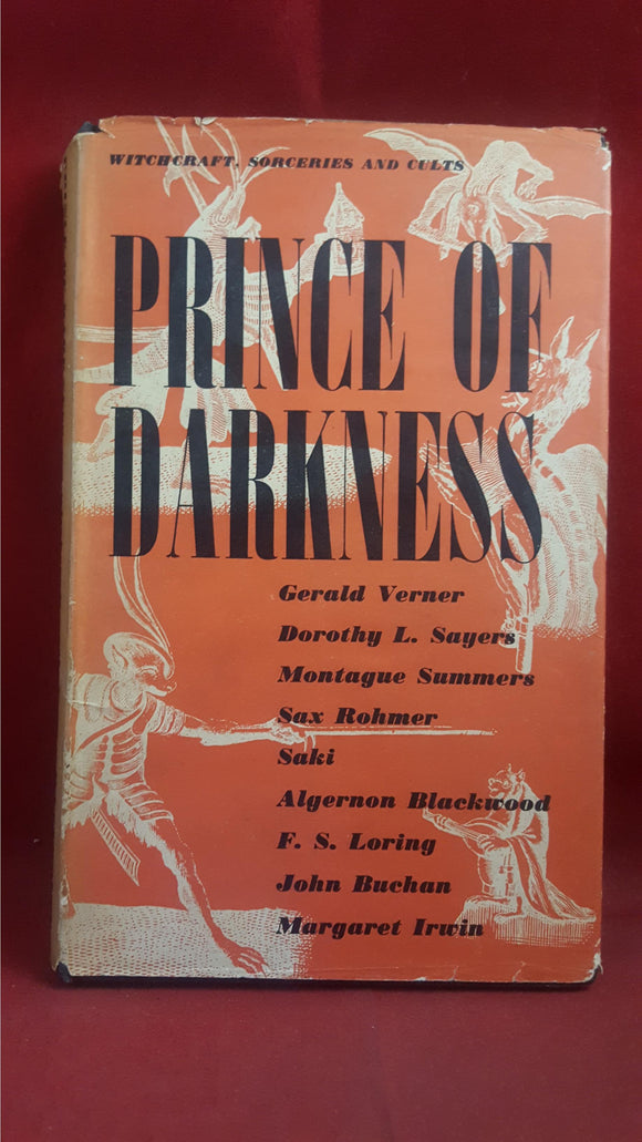 Gerald Verner - Prince Of Darkness, Westhouse, 1946, First Edition