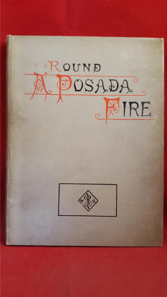 Mrs S G C Middlemore - Round A Posada Fire Spanish Legends, W Satchell, 1880?