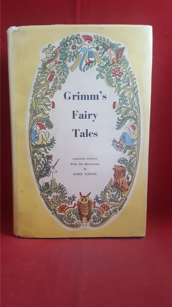 Grimm's Fairy Tales Complete Edition, Routledge & Kegan Paul, 1948, First Edition