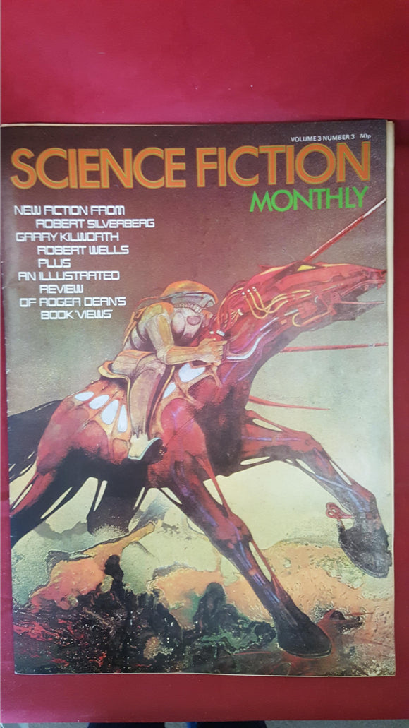 Pat Hornsey - Science Fiction Monthly Volume 3 Number 3, 1976