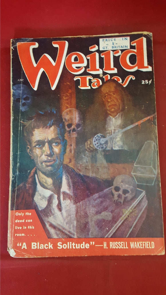 D McIlwraith - Weird Tales 1951 Volume 43 Number 3