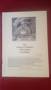 The Ghosts & Scholars M R James Newsletter  Issue 9 March 2006