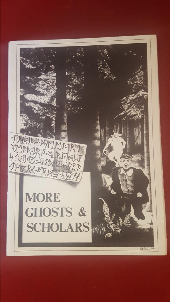 More Ghost & Scholars - Rosemary Pardoe, 1980