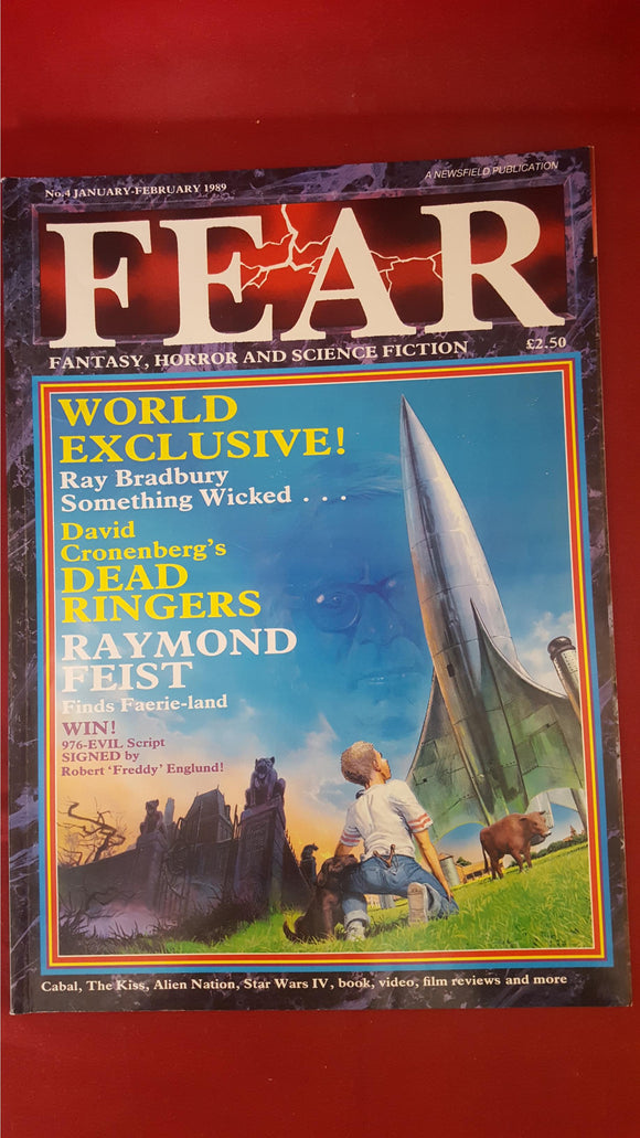 FEAR - Issue 4 January-February 1989